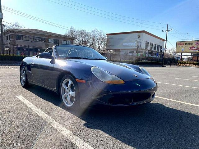 2001 Porsche Boxster 2dr Roadster Tiptronic for sale in Garfield, NJ