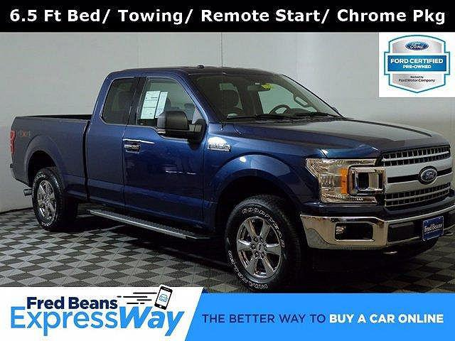 2018 Ford F-150 XLT for sale in Doylestown, PA