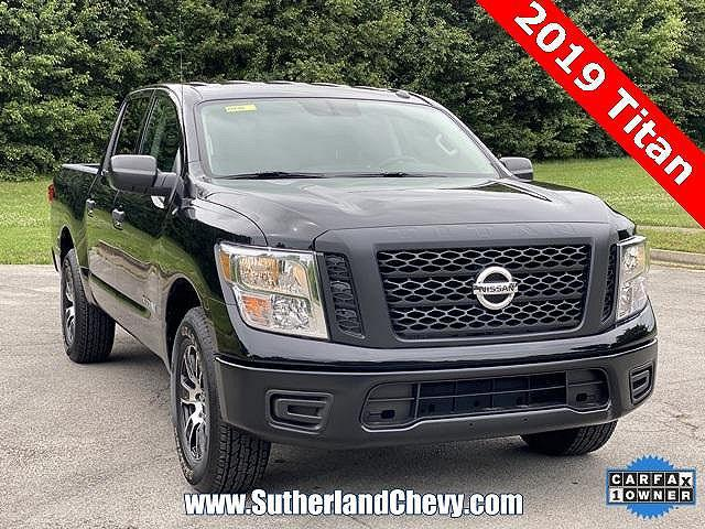 2019 Nissan Titan S for sale in Nicholasville, KY
