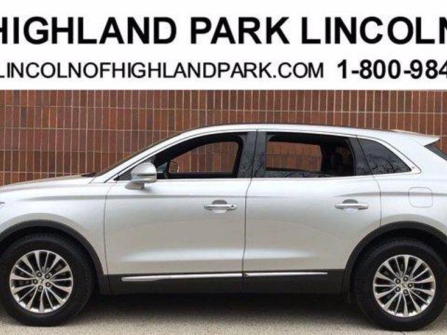 2018 Lincoln MKX Select for sale in Highland Park, IL