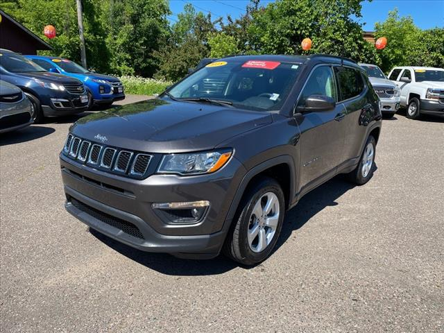 2018 Jeep Compass Latitude for sale in Fifield, WI
