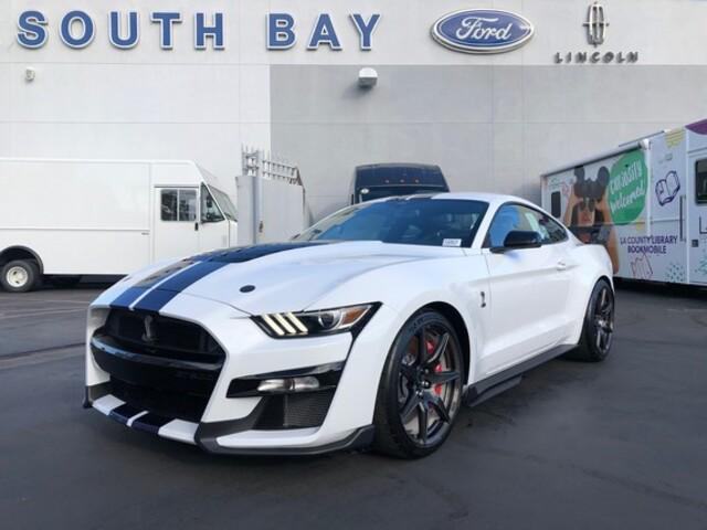 2021 Ford Mustang Shelby GT500 for sale in Hawthorne, CA