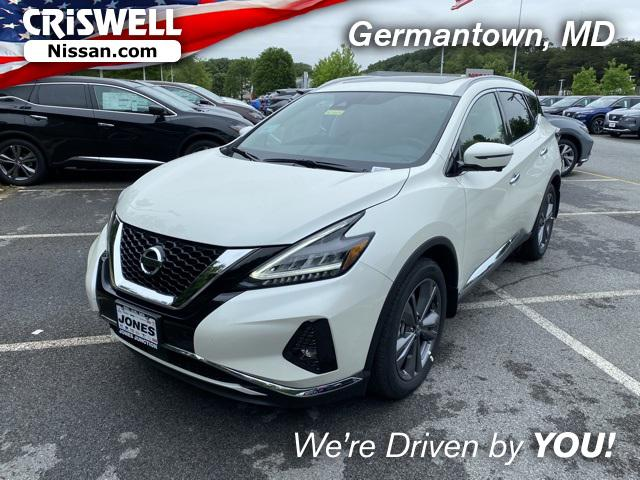 2021 Nissan Murano Platinum for sale in Germantown, MD