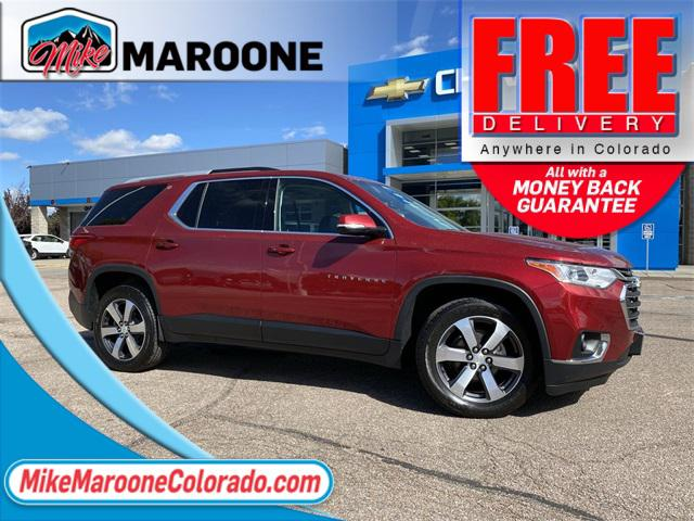 2018 Chevrolet Traverse LT Leather for sale in Colorado Springs, CO