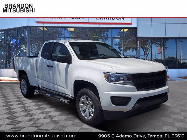 2016 Chevrolet Colorado 2WD WT for sale in Tampa, FL