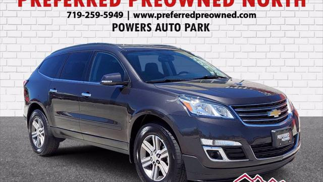2017 Chevrolet Traverse LT for sale in Colorado Springs, CO