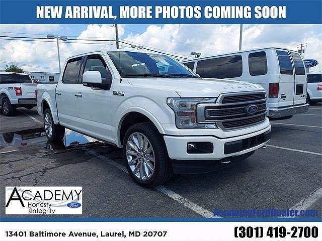 2020 Ford F-150 Limited for sale in Laurel, MD