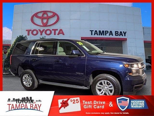 2020 Chevrolet Tahoe LT for sale in Tampa, FL