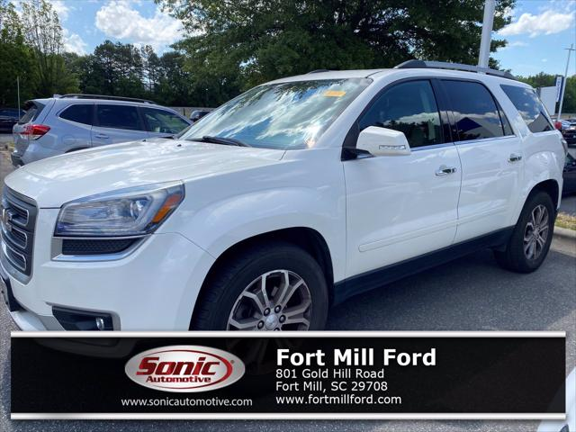 2013 GMC Acadia SLT for sale in Fort Mill, SC