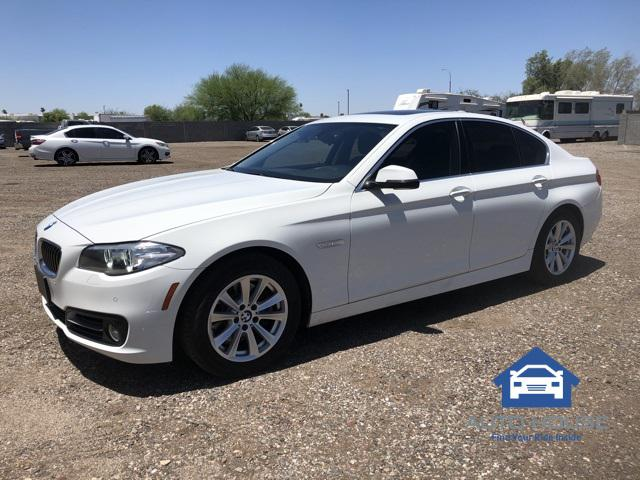 2016 BMW 5 Series 528i for sale in Peoria, AZ