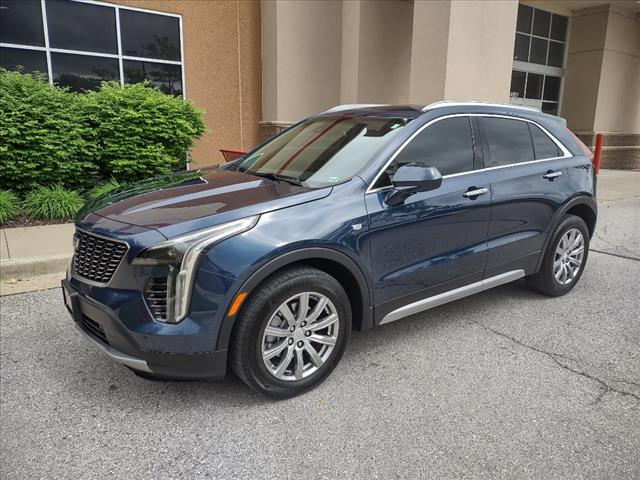 2020 Cadillac Xt4 Premium Luxury for sale in Kansas City, MO