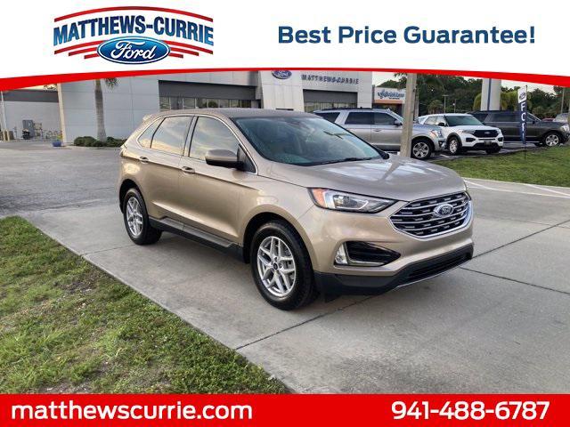 2021 Ford Edge SEL for sale in Nokomis, FL