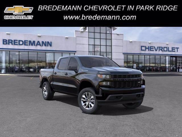 2021 Chevrolet Silverado 1500 Custom for sale in Park Ridge, IL