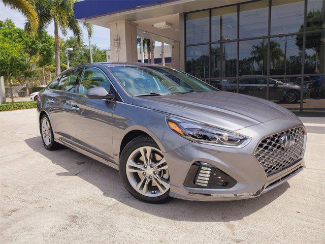 2018 Hyundai Sonata Limited for sale in West Palm Beach, FL