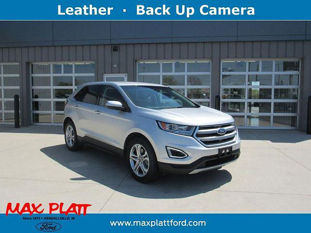 2017 Ford Edge Titanium for sale in Kendallville, IN