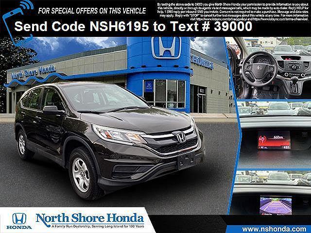 2015 Honda CR-V LX for sale in Glen Head, NY
