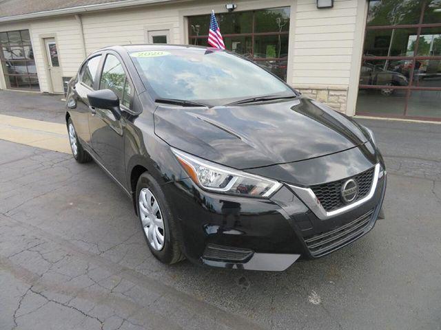 2020 Nissan Versa S for sale in Reynoldsburg, OH