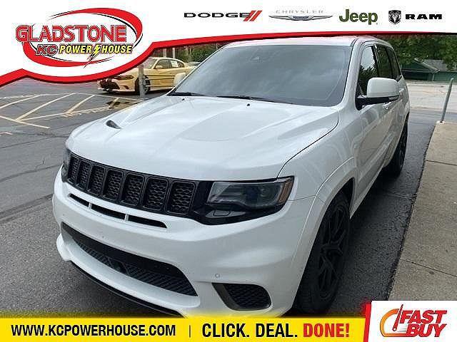 2018 Jeep Grand Cherokee Trackhawk for sale in Gladstone, MO