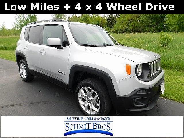 2018 Jeep Renegade Latitude for sale in Saukville, WI