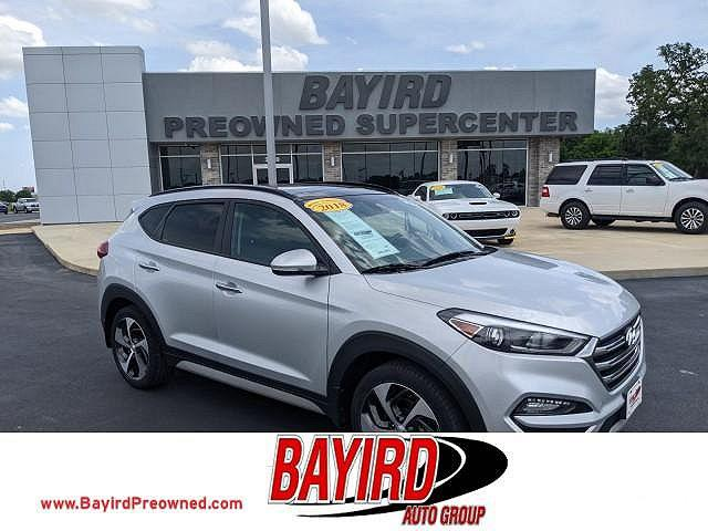 2018 Hyundai Tucson Limited for sale in Jonesboro, AR