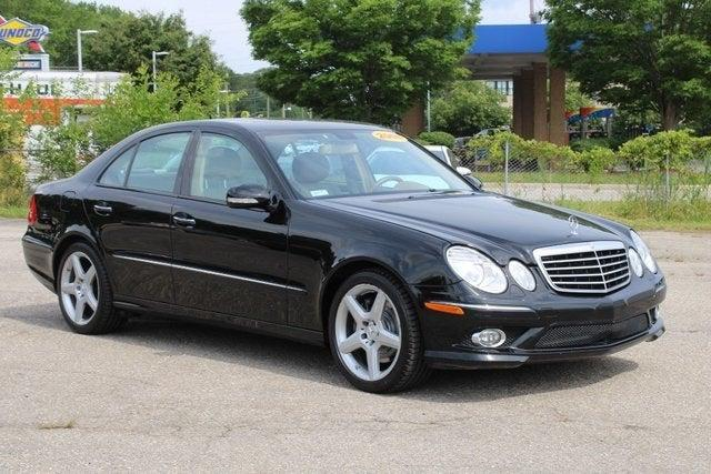 2008 Mercedes-Benz E-Class 3.5L for sale in Hanover, MD