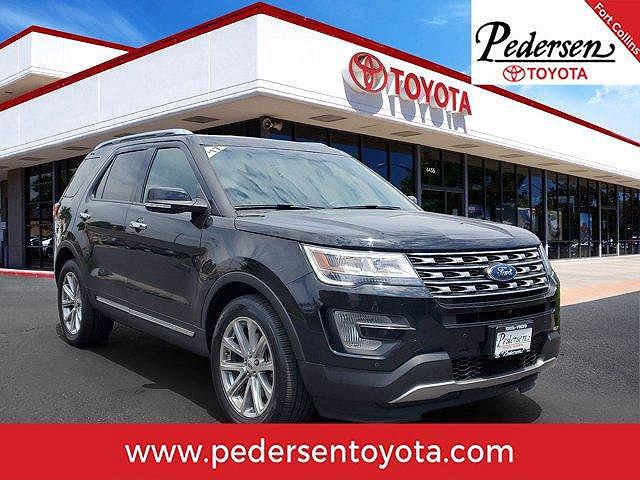 2017 Ford Explorer Limited for sale in Fort Collins, CO