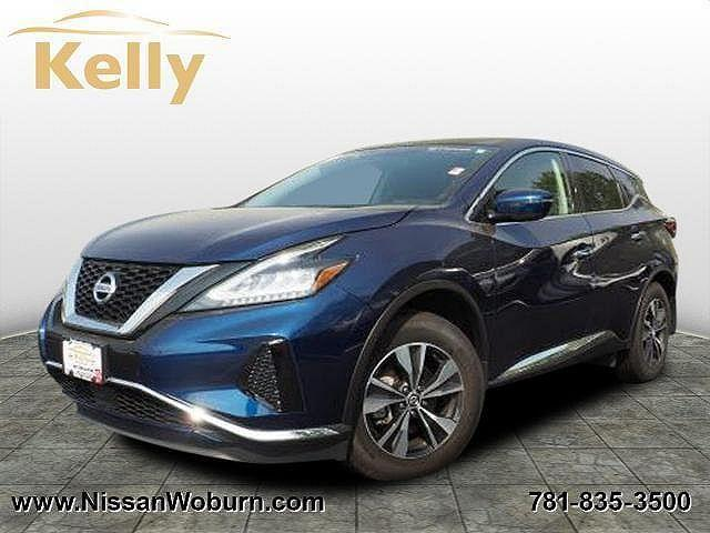 2019 Nissan Murano S for sale in Woburn, MA