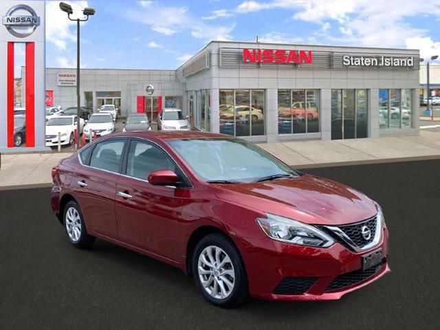 2019 Nissan Sentra SV [11]