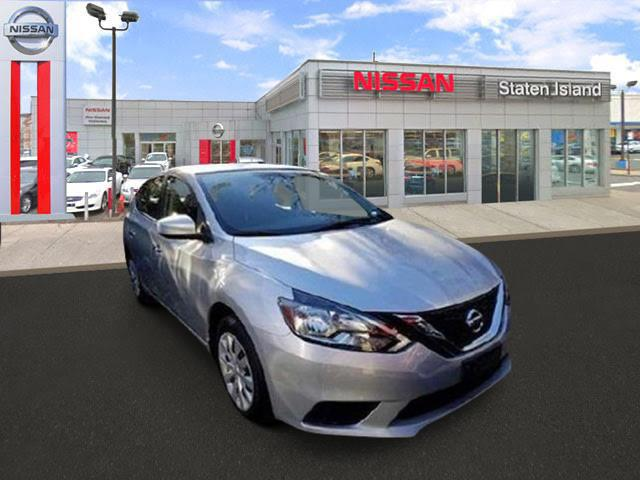2019 Nissan Sentra SV [1]