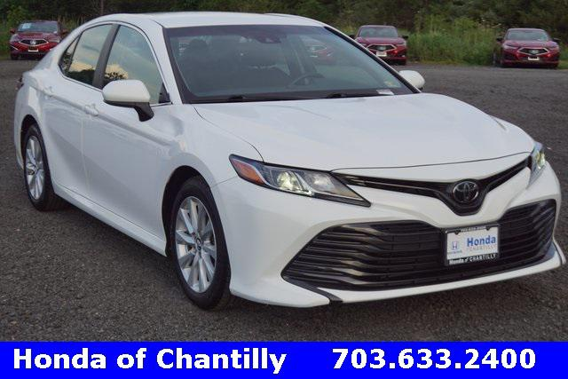 2018 Toyota Camry L for sale in Chantilly, VA
