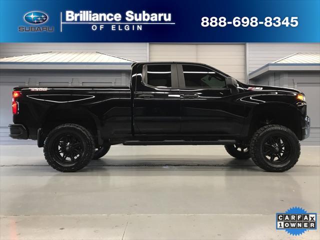 2019 Chevrolet Silverado 1500 Custom Trail Boss for sale in Elgin, IL