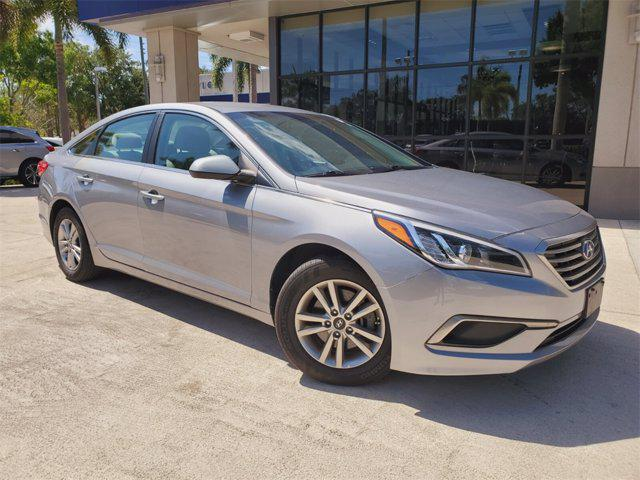 2016 Hyundai Sonata 2.4L for sale in West Palm Beach, FL