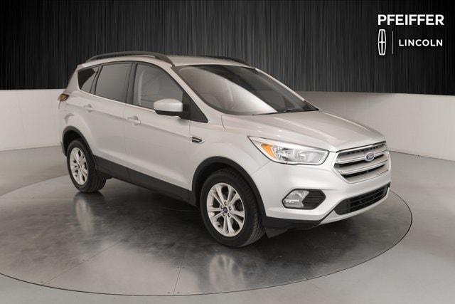 2018 Ford Escape SE for sale in Grand Rapids, MI