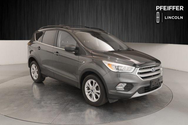 2017 Ford Escape SE for sale in Grand Rapids, MI