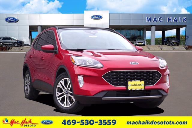 2021 Ford Escape SEL for sale in Desoto, TX