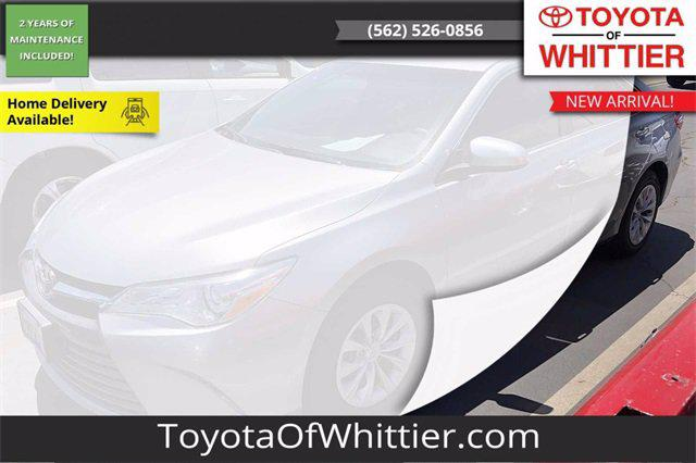2017 Toyota Camry LE for sale in Whittier, CA