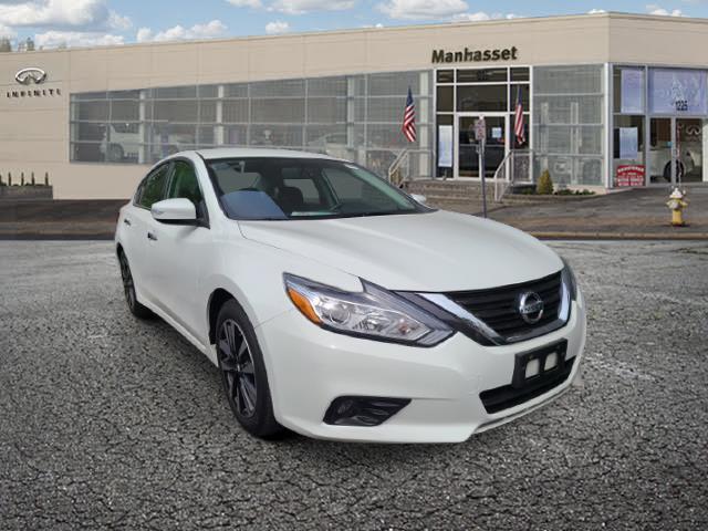 2018 Nissan Altima 2.5 SL [0]
