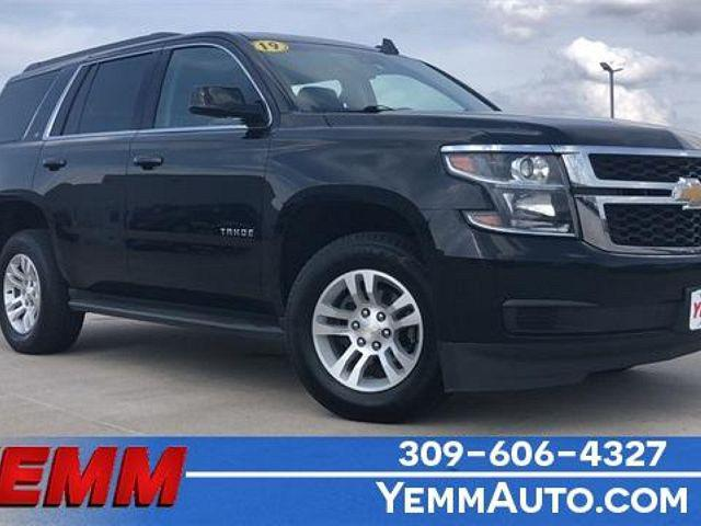 2019 Chevrolet Tahoe LT for sale in Galesburg, IL