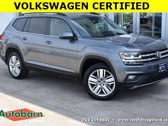 2020 Volkswagen Atlas 3.6L V6 SE w/Technology for sale in Countryside, IL