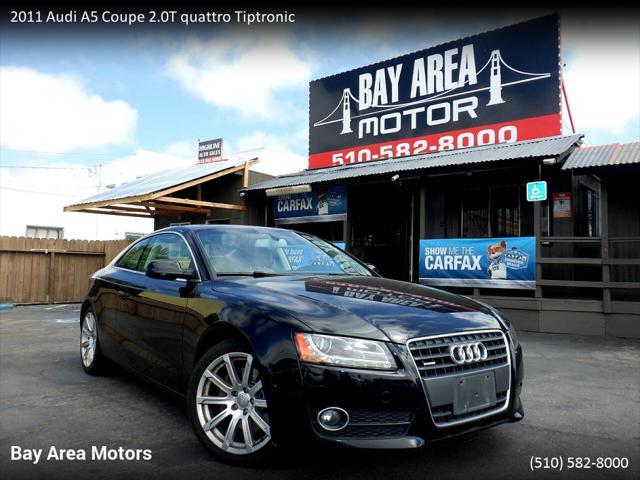 2011 Audi A5 2.0T Prestige for sale in Hayward, CA