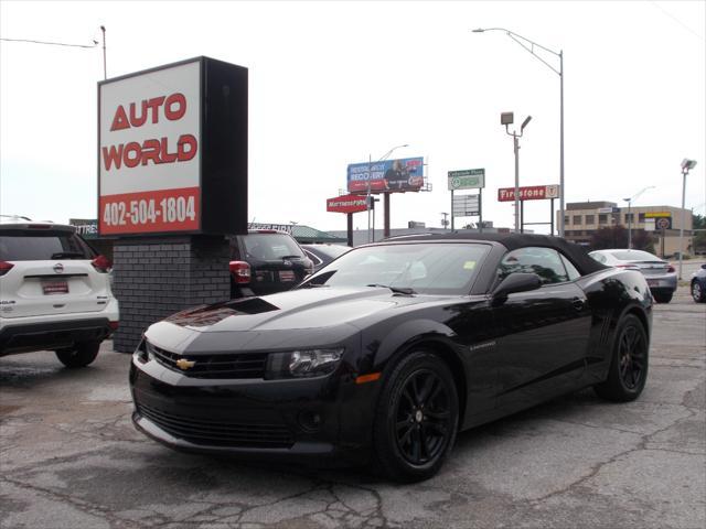 2014 Chevrolet Camaro LT for sale in Omaha, NE