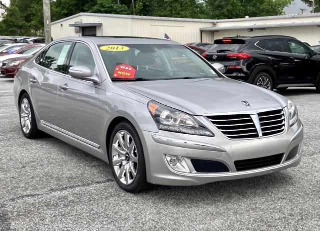 Hyundai Equus Under 500 Dollars Down