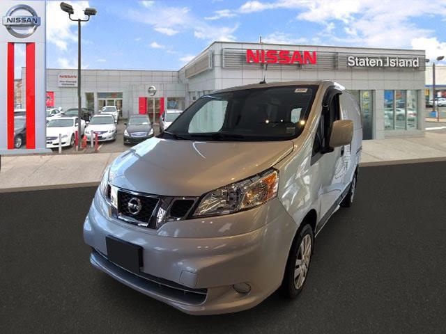2017 Nissan NV200 Compact Cargo SV [1]