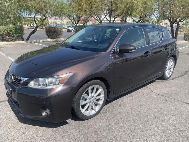 2012 Lexus CT 200h CT 200h Hatchback 4D for sale in Las Vegas, NV