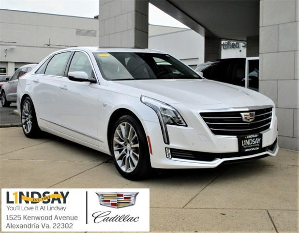 2017 Cadillac CT6 Luxury AWD for sale in Alexandria, VA