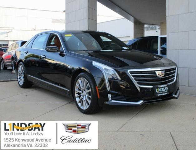 2018 Cadillac CT6 Luxury AWD for sale in Alexandria, VA