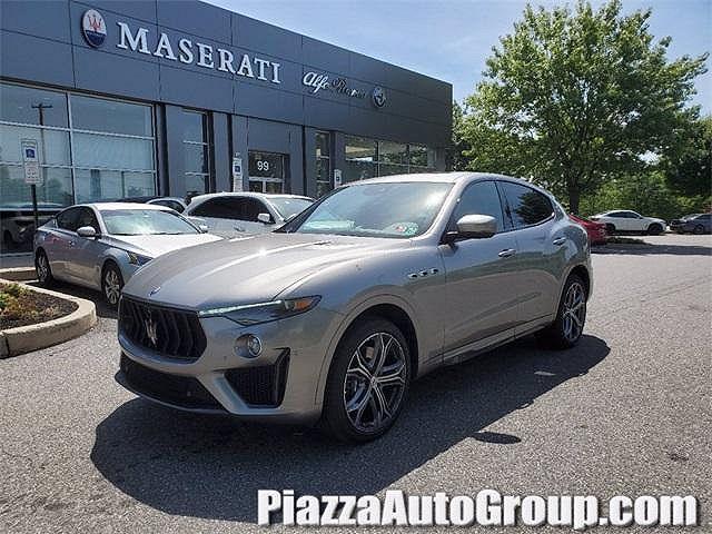 2019 Maserati Levante Trofeo for sale in Chadds Ford, PA