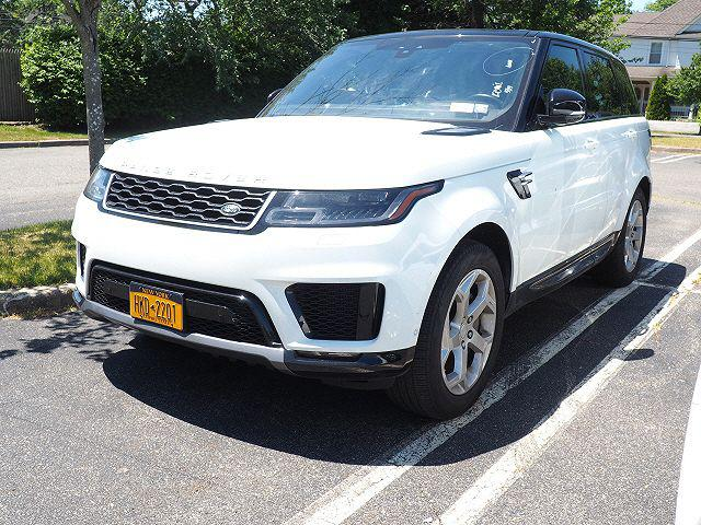2020 Land Rover Range Rover Sport HSE for sale in Rockville Centre, NY