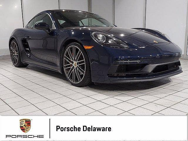 2018 Porsche 718 Cayman GTS for sale in Newark, DE
