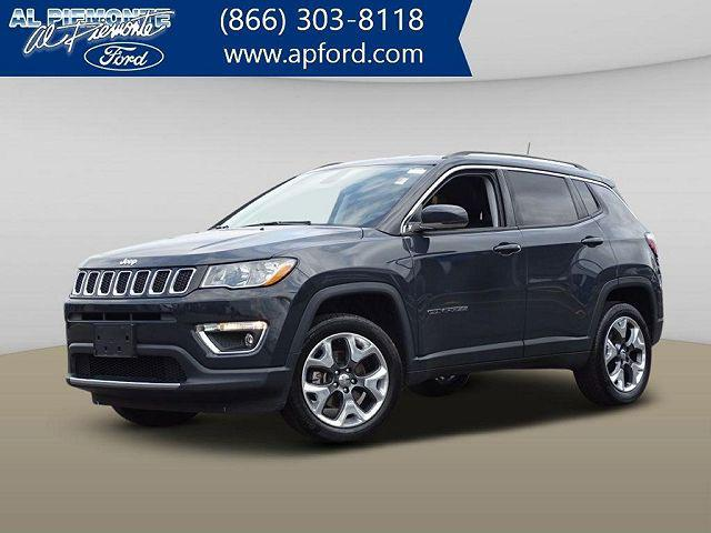 2018 Jeep Compass Limited for sale in Melrose Park, IL